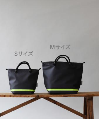 HAIDA / ハンドルトート PVC M_18