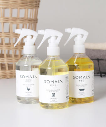 SOMALI / お風呂・トイレ・キッチンのお掃除クリーナー_1