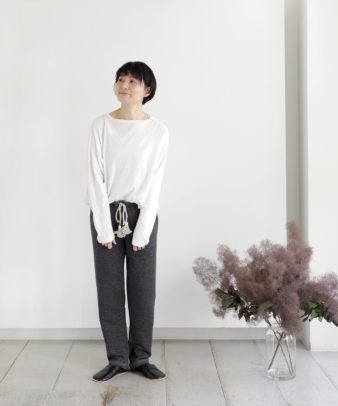 itamuu / terry Pants 1