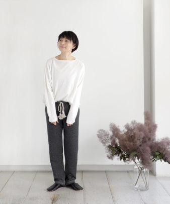 itamuu / terry Pants 1