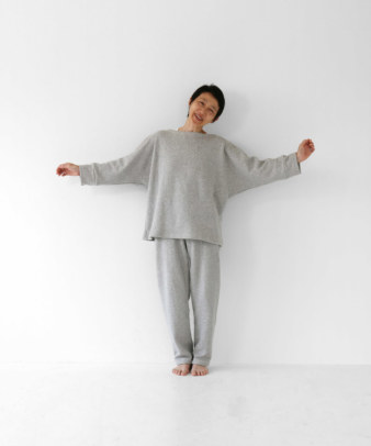 itamuu / terry Pants 12