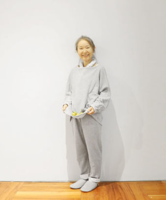 itamuu / terry Pants 13
