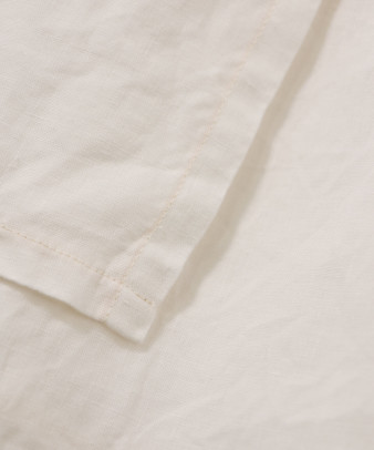 itamuu / Hemp/Organic cotton gaze gather skirt 2pices 19