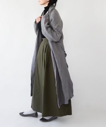mumokuteki / スカートみたいなワイドパンツ_6