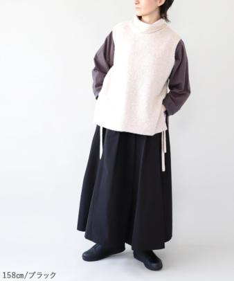 mumokuteki / スカートみたいなワイドパンツ_9