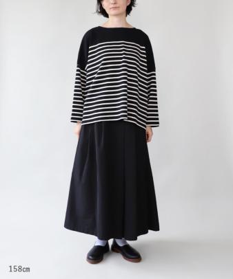 mumokuteki / スカートみたいなワイドパンツ_10