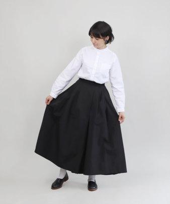 mumokuteki / スカートみたいなワイドパンツ_11