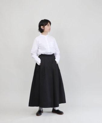 mumokuteki / スカートみたいなワイドパンツ_12