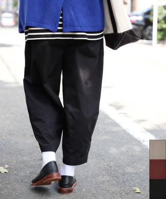 mumokuteki / 長さが選べる2サイズ展開のコクーンパンツ_1