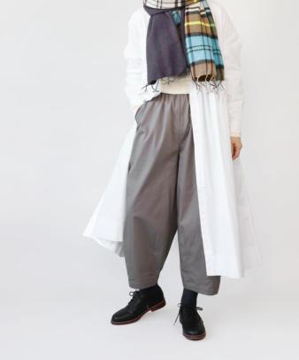 mumokuteki / 長さが選べる2サイズ展開のコクーンパンツ_5
