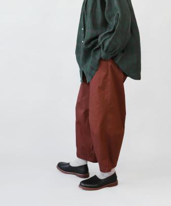 mumokuteki / 長さが選べる2サイズ展開のコクーンパンツ_7