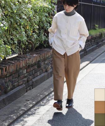 mumokuteki / 長さが選べる3サイズ展開のテーパードパンツ_1