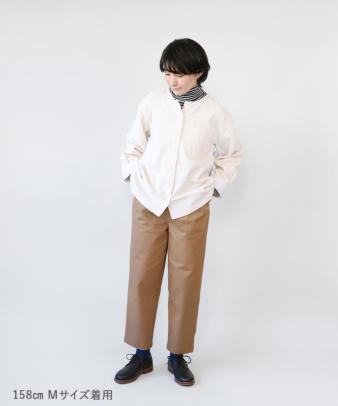 mumokuteki / 長さが選べる3サイズ展開のテーパードパンツ_5