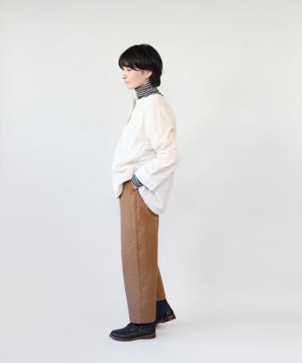 mumokuteki / 長さが選べる3サイズ展開のテーパードパンツ_6