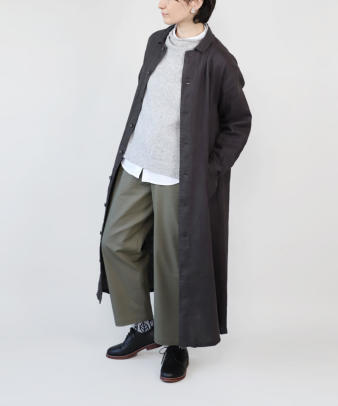 mumokuteki / 長さが選べる3サイズ展開のテーパードパンツ_11