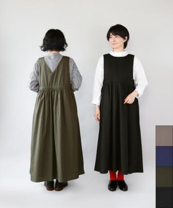 mumokuteki / 前後着用2WAYジャンパースカート_1