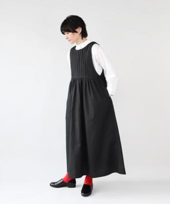 mumokuteki / 前後着用2WAYジャンパースカート_2