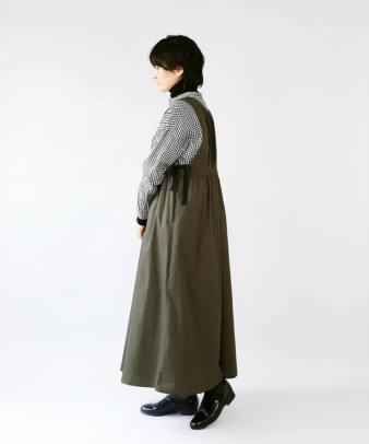 mumokuteki / 前後着用2WAYジャンパースカート_8