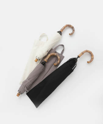 CINQ / 晴雨兼用傘 2WAY折りたたみ傘