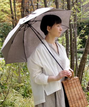 晴雨兼用傘 2WAY折りたたみ傘06