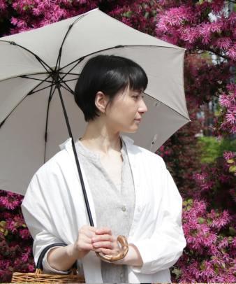 晴雨兼用傘 2WAY折りたたみ傘07