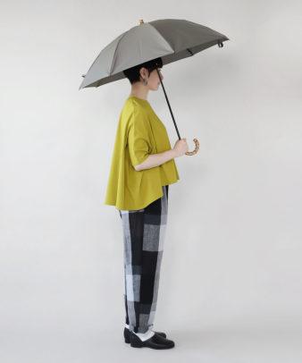 晴雨兼用傘 2WAY折りたたみ傘10