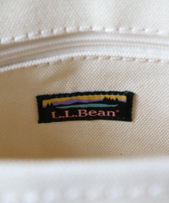 L.L.Bean / シリンダートートバッグ_10