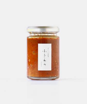 あたらしい日常料理 ふじわら / おいしいびん詰め カレーのもと(6~8食分)1