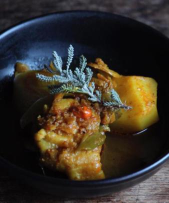 あたらしい日常料理 ふじわら / おいしいびん詰め カレーのもと(6~8食分)4