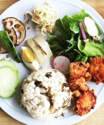 あたらしい日常料理 ふじわら / おいしいびん詰め にんにくえび塩3