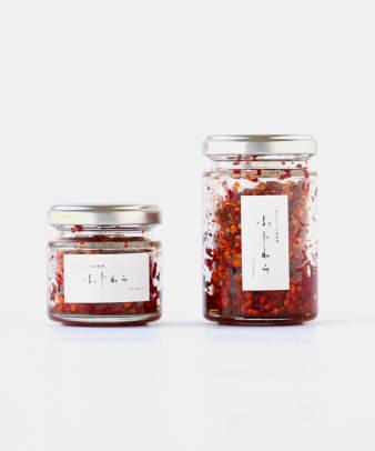 あたらしい日常料理 ふじわら / おいしいびん詰め おいしい唐辛子2