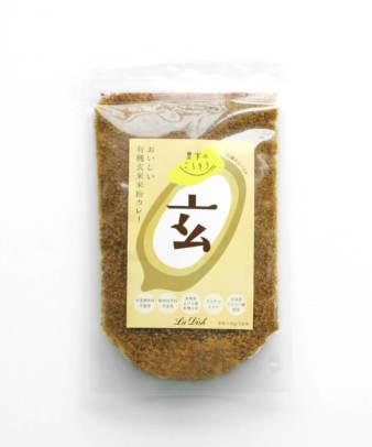 ラディッシュ / 有機玄米米粉カレー