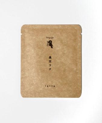ホトトギス / 黒豆ラテ (1杯分)