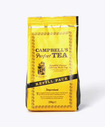 Campbell's Perfact Tea / リフィルパック 250g