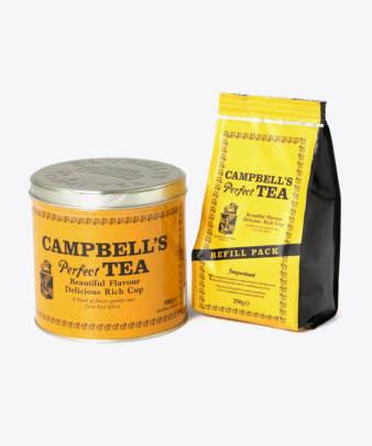 Campbell's Perfact Tea / リフィルパック 250g_2