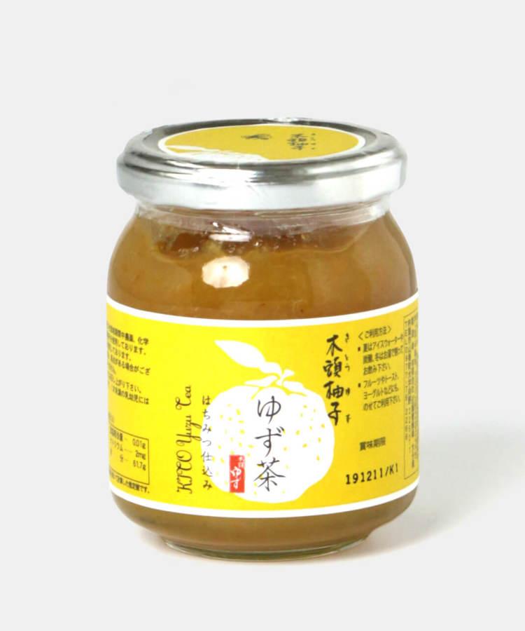 木頭ゆず / ゆず茶 250g