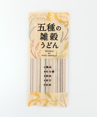 小山製麺 / 五種の雑穀うどん
