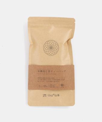 うきはの山茶 / 有機焙じ茶ティーバッグ 25包