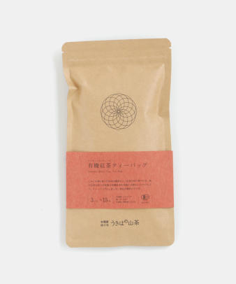うきはの山茶 / 有機紅茶ティーバッグ 15包
