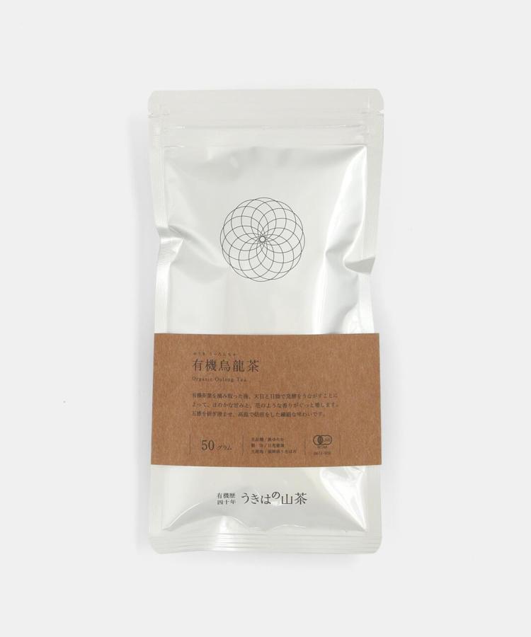 うきはの山茶 / 有機烏龍茶