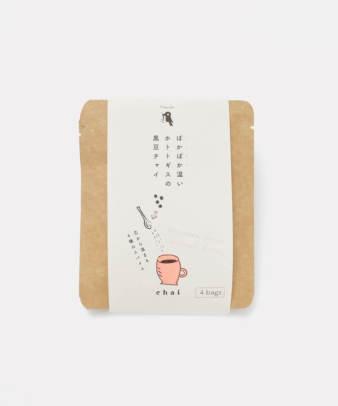 ホトトギス / 黒豆チャイ 4袋入りセット