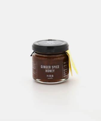 Honey Bee Branch / ジンジャースパイスはちみつ