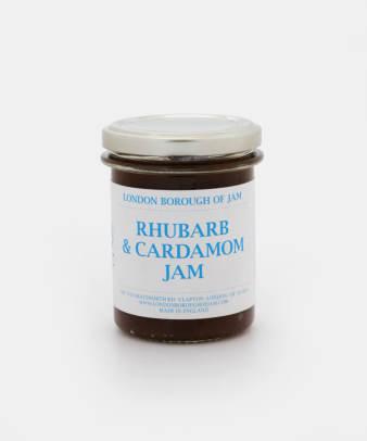 London Borough of Jam / ルバーブ&カルダモンのジャム