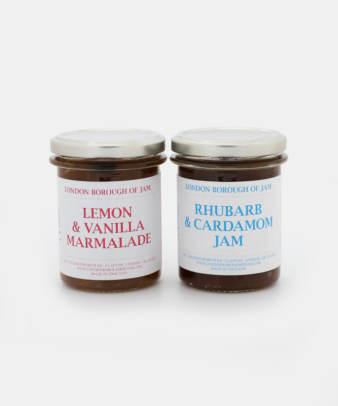 London Borough of Jam / レモン&バニラのマーマレード_2