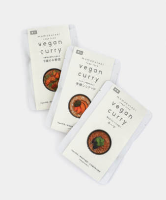 夏のおくりもの お中元 / vegan curry 3種_04