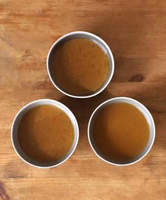 夏のおくりもの お中元 / vegan curry 3種_08 ココナッツ