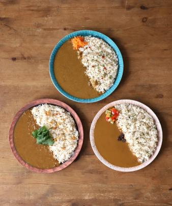 【単品】vegan curry カレー03