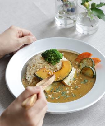 【単品】vegan curry カレー05