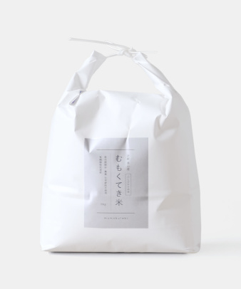 mumokuteki / 【新米】むもくてき米コシヒカリ 白米 3kg