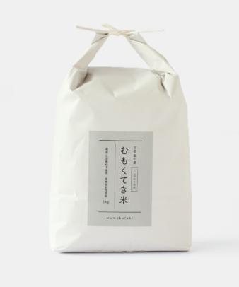 mumokuteki / むもくてき米 コシヒカリ 白米 5kg